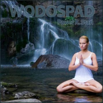 wodospad: relaksacja, wizualizacja